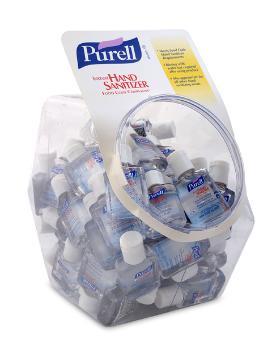 Purell hand sanitizer msds