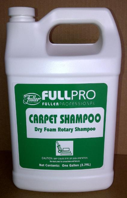 fuller dry foam carpet shampoo. Black Bedroom Furniture Sets. Home Design Ideas