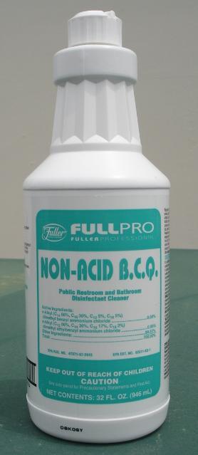 Non Acid Bcq