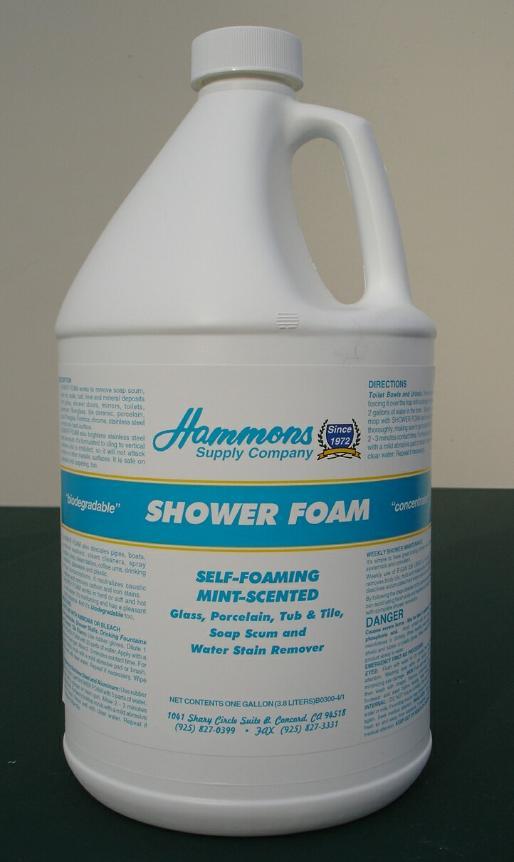 Shower Foam